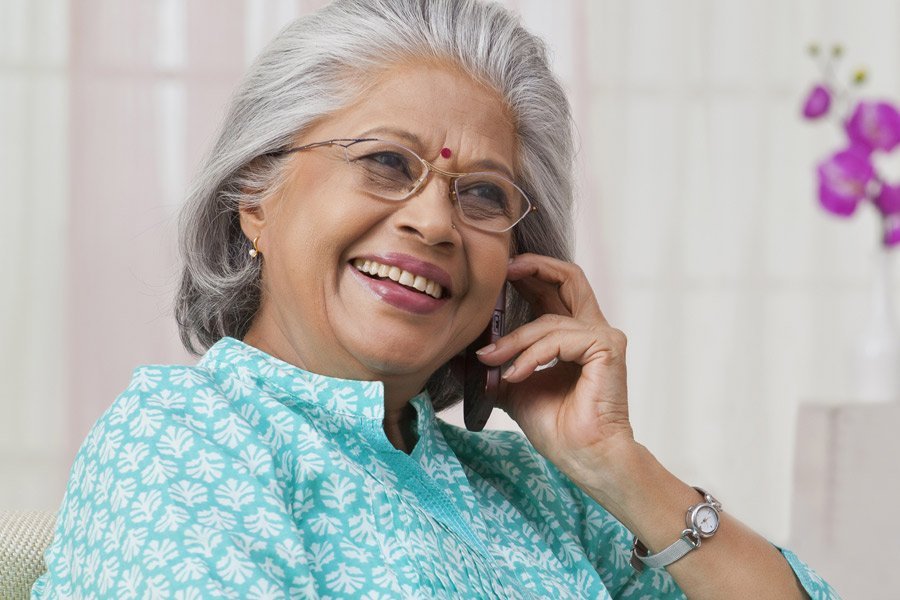 Senior Citizen Health Screening For Women